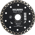 Диск алмазный Hilberg Super Turbo 125*22,23*10 HS102